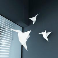 Origami Colibri