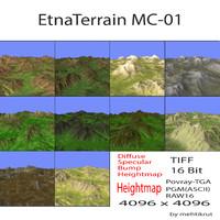 3dsmax terrain mc
