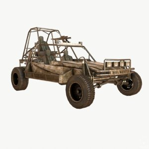 military dune buggy 3ds