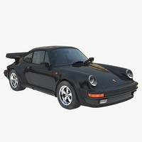 porsche 930 turbo 3d 3ds