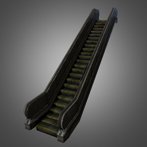 fbx old escalator