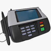 Credit Card Terminal Verifone