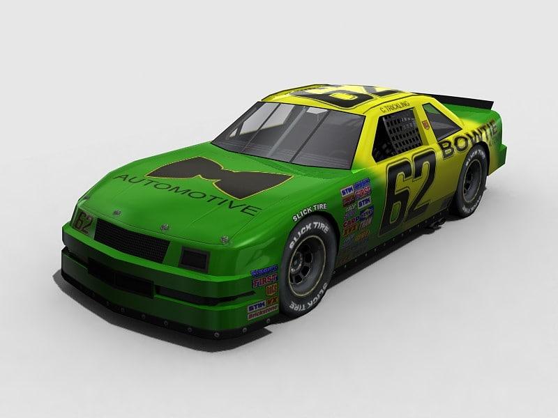 3d model 1990