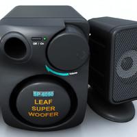 pc speaker 3d model