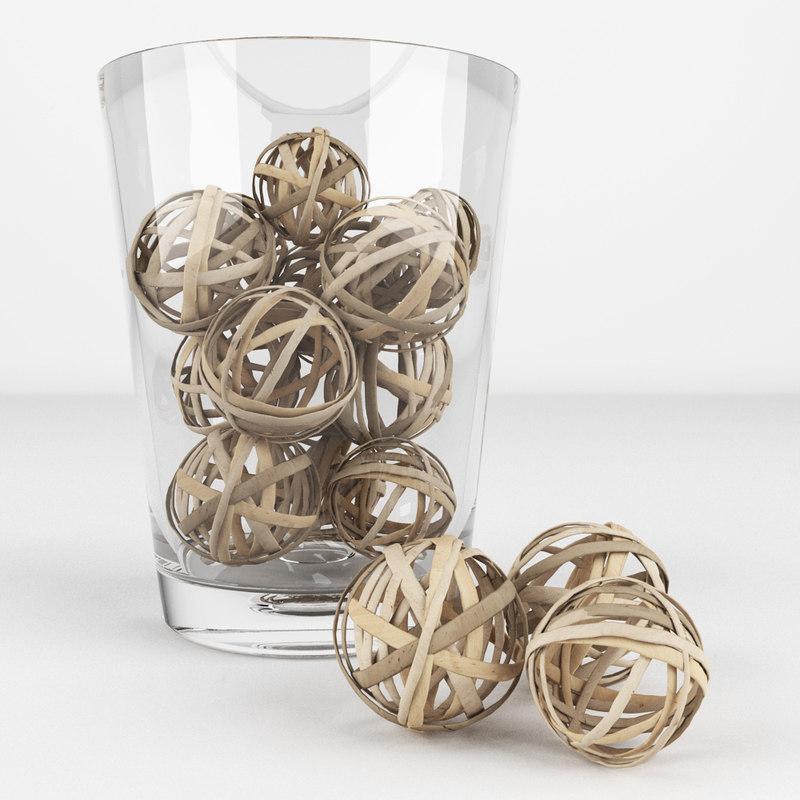 max wicker balls realistic