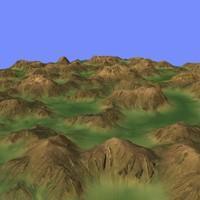 3d heightmap