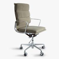eames soft pad executive chair ma