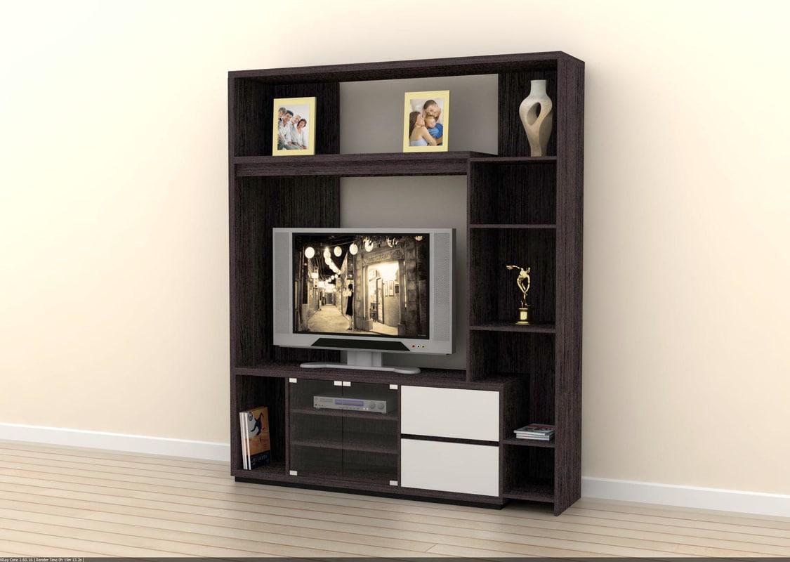 3dm design wall unit