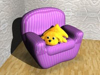 max armchair toy