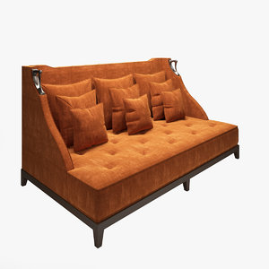 promemoria albert sofa 3d 3ds