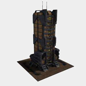 base starbase 3d max