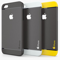 iphone 5s case 3d model