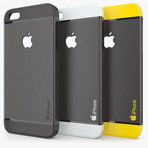 iphone 5s case 3d model