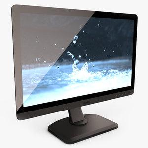 3d iiyama pro lite display model