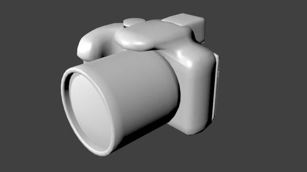 3d super digital camera