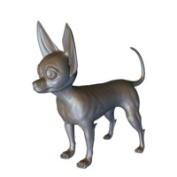 Mutant Chihuahua Model