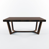 calligaris prince table 3ds