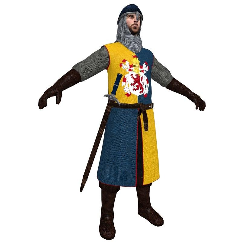 max medieval knight