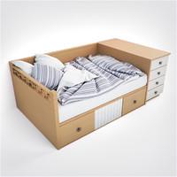 LineasTaller Bed