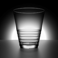 3d model cherry shot glass