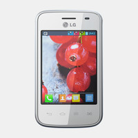 3d model lg optimus l1 ii
