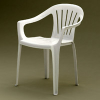 Monobloc Chair 007