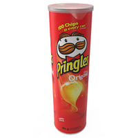 Pringles Potato Chips Can