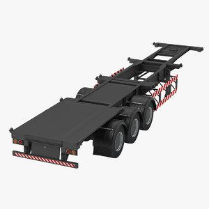 semi trailer max