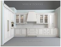 kitchen neff dancing maidens 3d max