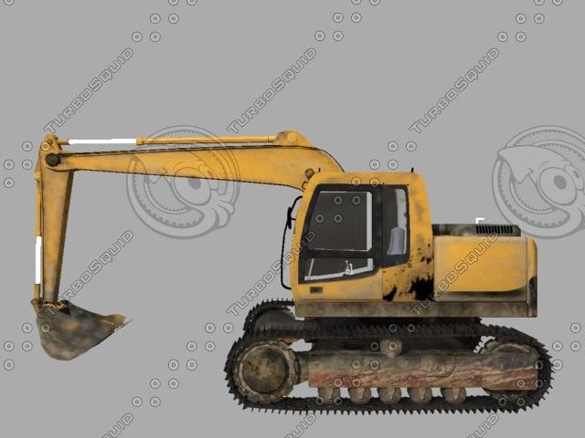 ma excavator