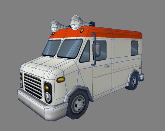 obj food truck