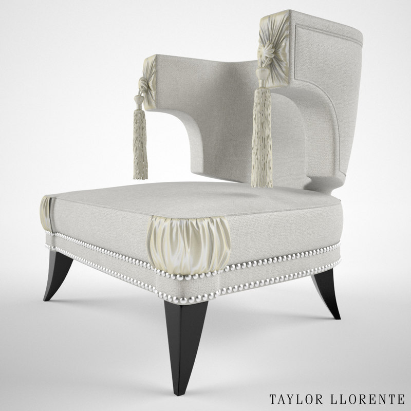 3d taylor llorente stylised neoclassical