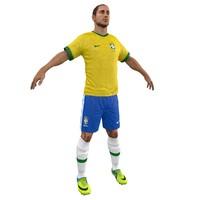 Soccer Player BRA