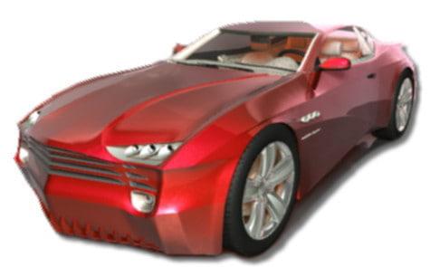 3ds max buick skylark concept