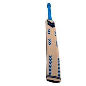 sports cricket bat 3d 3ds