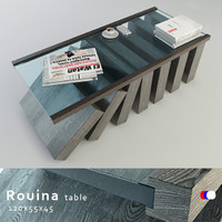 3d designed sidd domino table