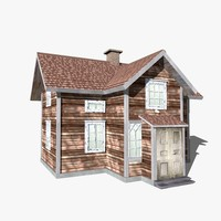 Wooden Old House