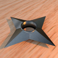 shuriken cut 3d 3ds
