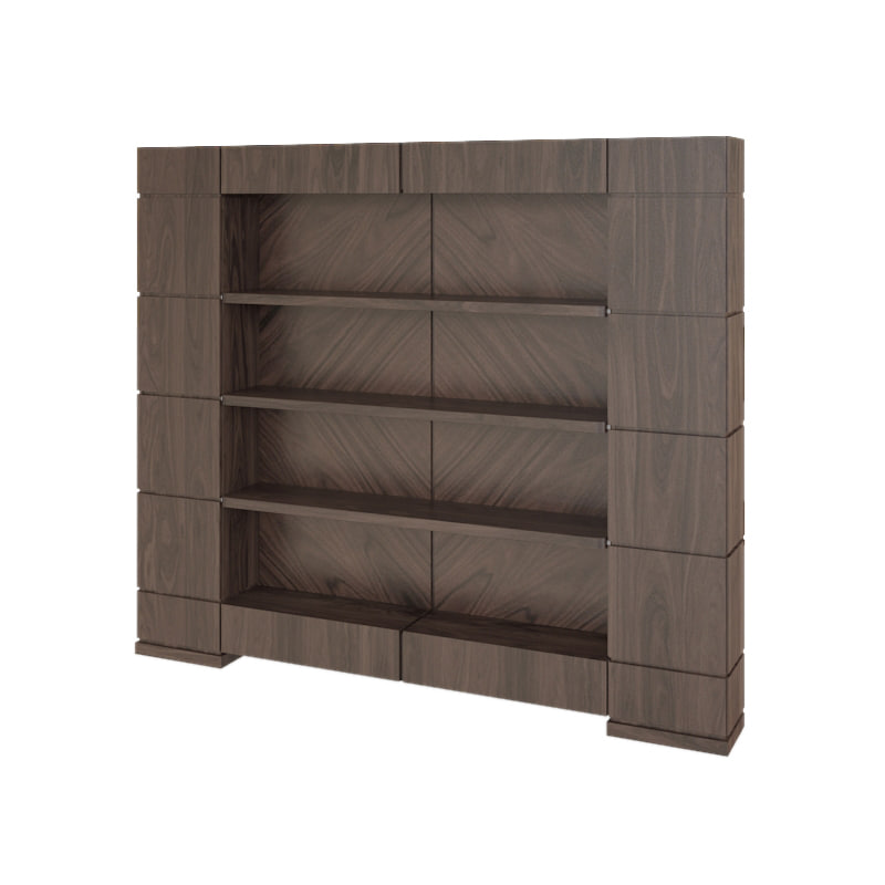 3d model smania bookcase
