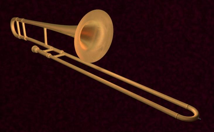 3d 3ds trombone tromb