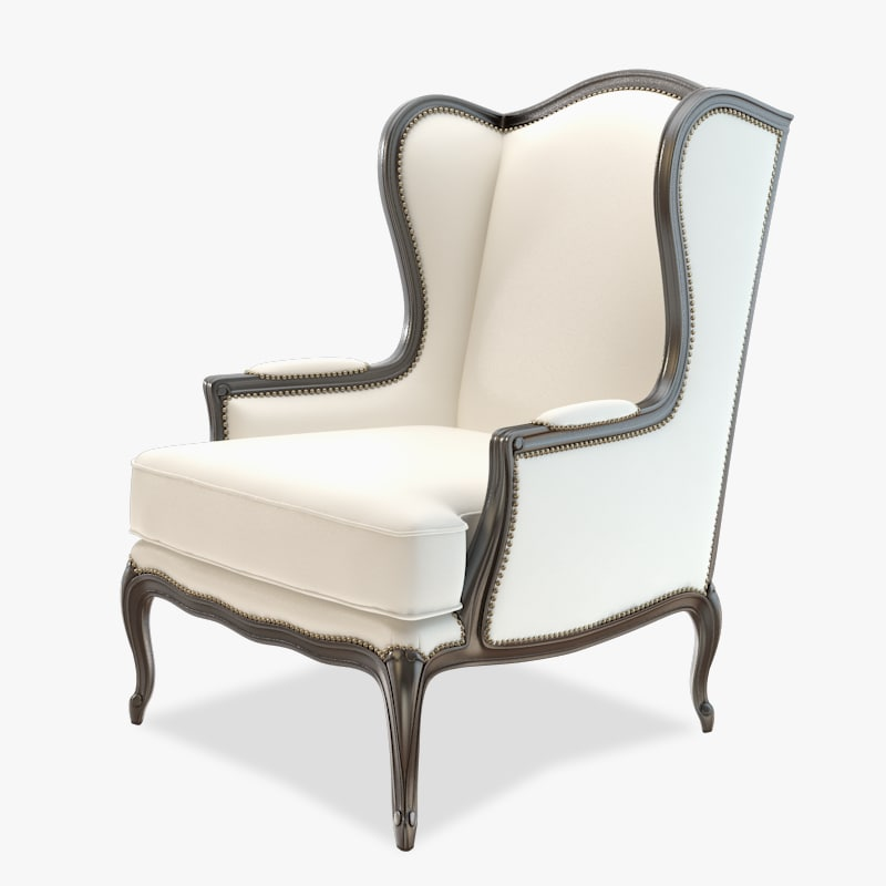 3d model of nino wanda chair