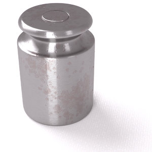 3ds max photorealistic calibration weight