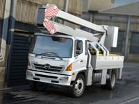 Hino 500 Truck