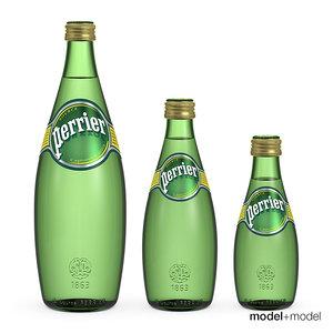 max perrier water bottles