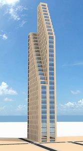 skyscraper nr 9 obj