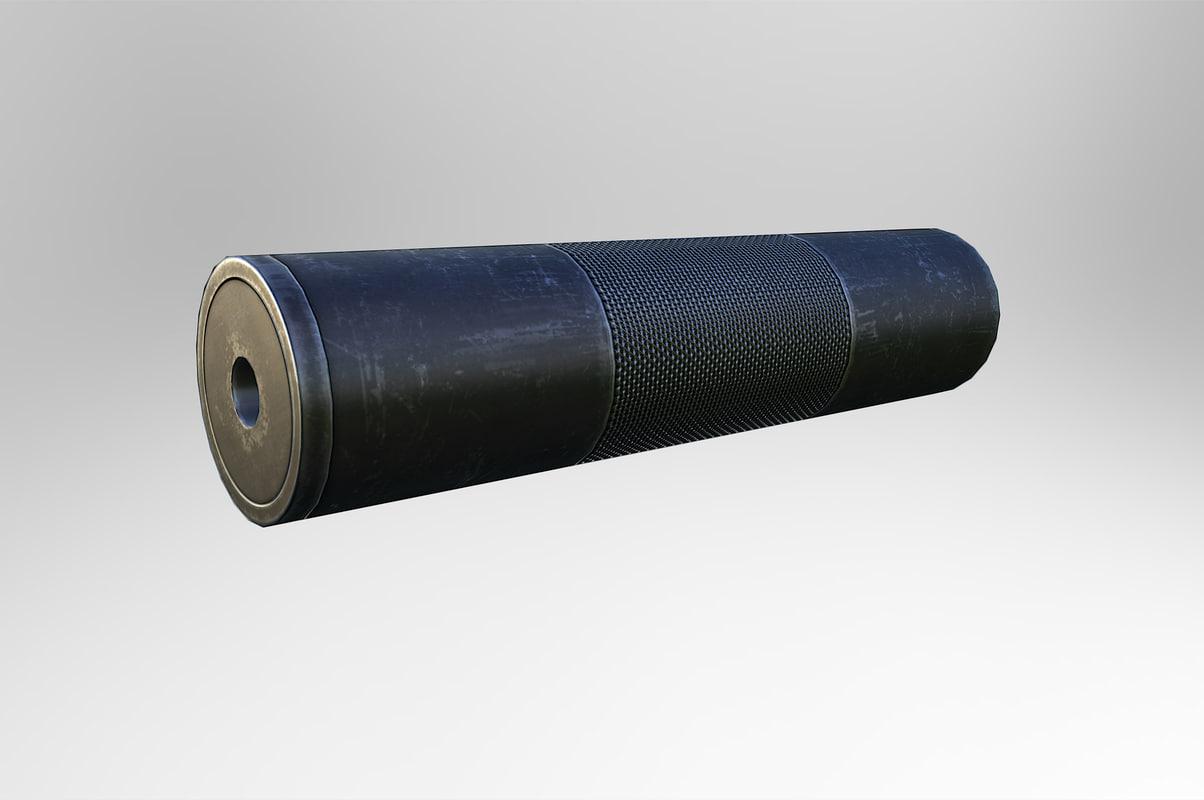9mm suppressor max
