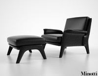 3d minotti glover model