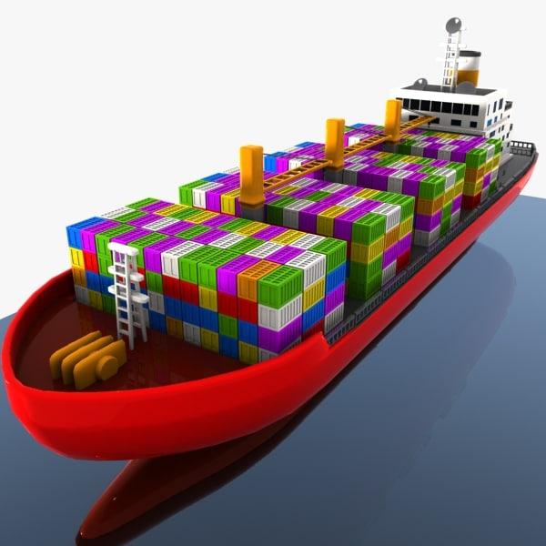 car cargo ship max