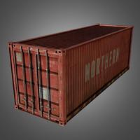 Cargo Container Conex
