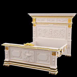 3ds furniture classical antiquarian style